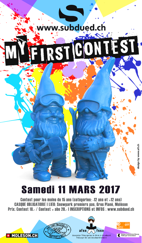 MY FIRST CONTEST 11.03.17